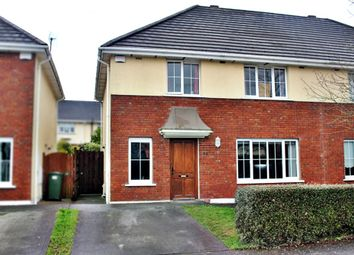 Thumbnail 3 bed semi-detached house for sale in 40 Ballin Ri, Tullamore, Offaly