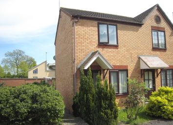Thumbnail 1 bed end terrace house to rent in Haileybury Gardens, Hedge End