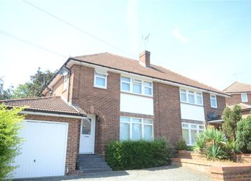 Thumbnail 3 bed semi-detached house for sale in Burnt Oak, Cookham, Maidenhead
