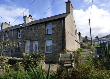 Thumbnail 2 bed end terrace house for sale in Green Terrace, Trefor, Caernarfon, Gwynedd