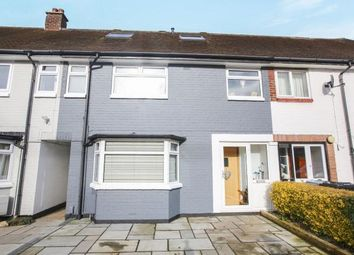 Thumbnail 3 bed terraced house for sale in Beech Road, Alderley Edge, Cheshire, Uk