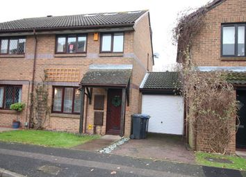 Thumbnail 4 bed semi-detached house for sale in John Gooch Drive, Enfield, Middlesex
