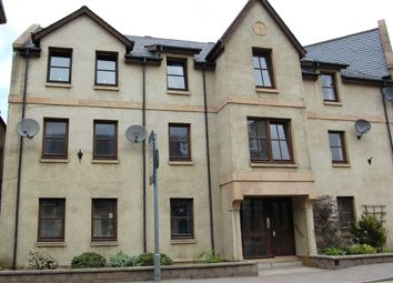 Thumbnail 2 bed flat for sale in St Margarets Court, Forres