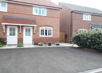 Thumbnail 2 bed property to rent in Vespasian Way, North Hykeham, Lincoln
