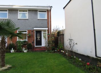 Thumbnail 3 bed end terrace house for sale in Cherville Street, Romsey