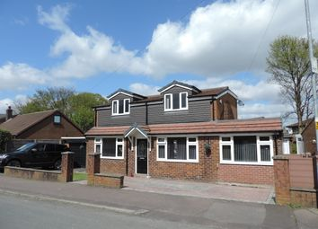 Thumbnail 5 bed detached house for sale in Woodlands Road, Milnrow, Rochdale