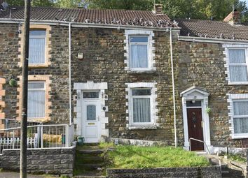 Thumbnail 2 bedroom terraced house for sale in Colbourne Terrace, Swansea