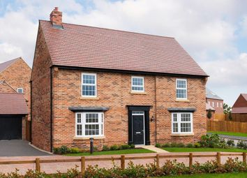 "Thumbnail 5 bed detached house for sale in ""Henley"" at Holt Road, Horsford, Norwich"