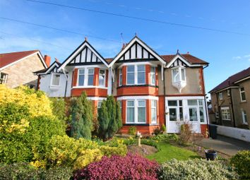 Thumbnail 2 bed flat for sale in St. Georges Road, Rhos On Sea, Colwyn Bay