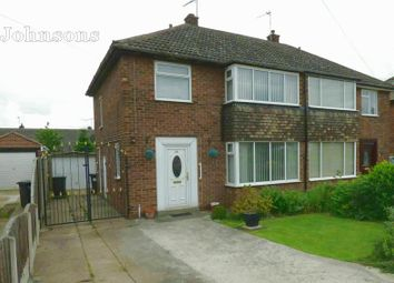 Thumbnail 3 bed semi-detached house for sale in Arklow Road, Intake, Doncaster.
