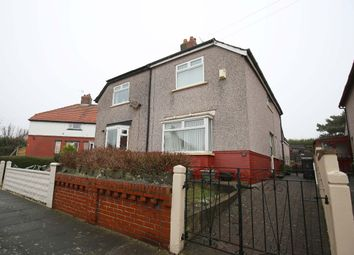 Thumbnail 2 bed semi-detached house for sale in Lordsome Road, Heysham, Morecambe