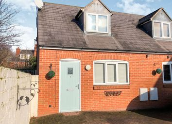 Thumbnail 1 bed end terrace house for sale in Silver Street, Kidderminster