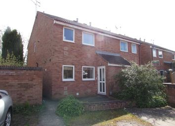 Thumbnail 1 bed flat to rent in Drew Crescent, Kenilworth, Warwickshire