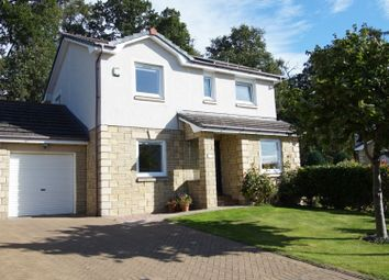 Thumbnail 4 bed detached house for sale in Hawthorn Grove, Dundee