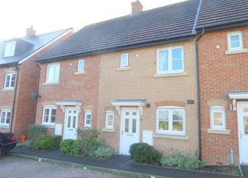Thumbnail 2 bed terraced house to rent in Strouds Close, Old Town, Swindon