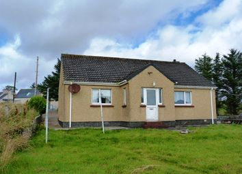 Thumbnail 1 bed detached bungalow for sale in Coll, Isle Of Lewis
