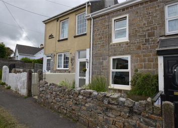 Thumbnail 2 bed terraced house for sale in Pendarves Street, Beacon, Camborne, Cornwall