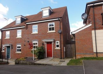 Thumbnail 3 bedroom property to rent in Brooks Close, Wootton, Northampton