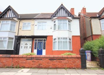 Thumbnail 4 bed semi-detached house for sale in Bankfield Road. Stoneycroft, Liverpool