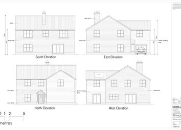 Thumbnail 4 bed detached house for sale in New Barn Lane, Little Hallingbury