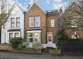 Thumbnail 3 bedroom semi-detached house for sale in Cross Road, Kingston Upon Thames