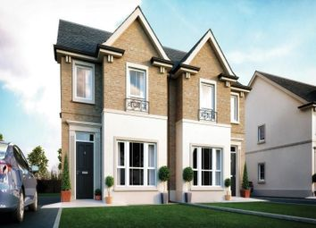 Thumbnail 3 bedroom semi-detached house for sale in High Bangor Road, Donaghadee
