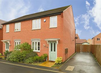3 bed semi-detached house for sale in Osborne Close, Hucknall, Nottinghamshire NG15