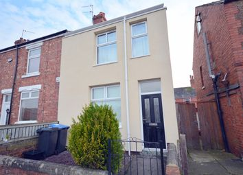 Thumbnail 3 bed end terrace house for sale in Helena Terrace, Bishop Auckland