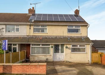 Thumbnail 3 bed semi-detached house for sale in Harworth Close, Mansfield