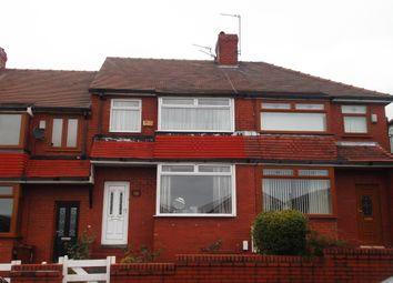 Thumbnail 3 bed semi-detached house to rent in Kensington Avenue, Chadderton