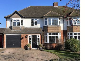 Thumbnail 5 bed semi-detached house for sale in Cannon Lane, Luton