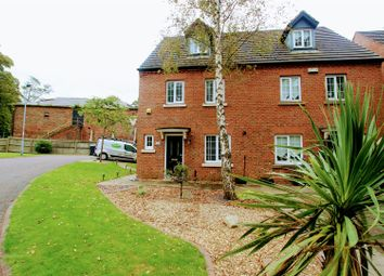 Thumbnail 4 bed town house to rent in Dulson Way, Prescot