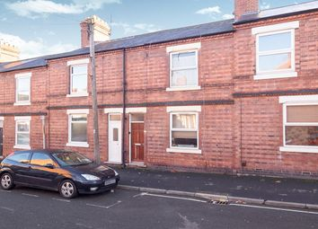Thumbnail 2 bed terraced house for sale in Wellington Street, Nottingham
