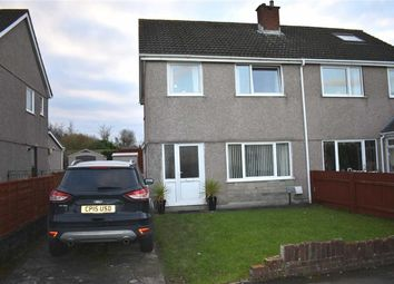 Thumbnail 3 bed semi-detached house for sale in Penuel Close, Gorseinon, Swansea
