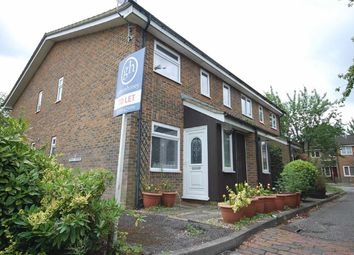 Thumbnail 1 bedroom end terrace house to rent in Wheelers Drive, Ruislip