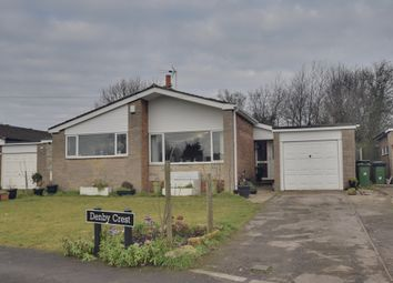Thumbnail 3 bed detached bungalow for sale in Denby Crest, Darrington, Pontefract, West Yorkshire