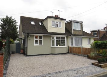 Thumbnail Semi-detached bungalow for sale in Oakwood Road, Rayleigh