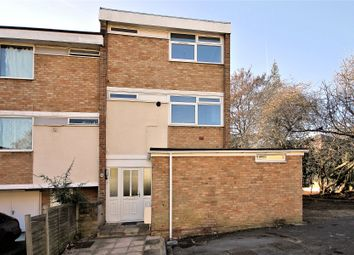 Thumbnail 4 bedroom end terrace house for sale in Woking, Surrey