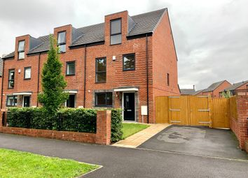 Thumbnail 4 bed town house for sale in Rodney Street, Manchester