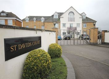 Thumbnail 2 bed flat for sale in St Davids Court, London Road, Ashford