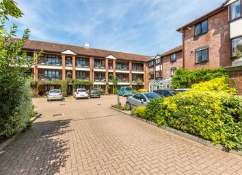 Thumbnail 2 bed flat for sale in Sycamore Court, Hoskins Road, Oxted, Surrey