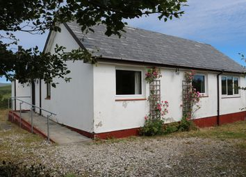 Thumbnail 3 bed detached bungalow for sale in 26 Bernisdale, Portree