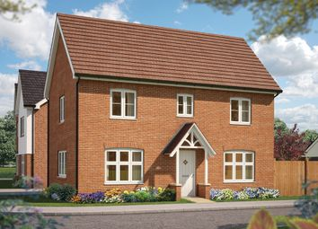 "Thumbnail 3 bed semi-detached house for sale in ""The Spruce"" at Potter Crescent, Wokingham"