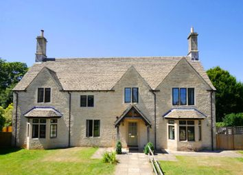 Thumbnail 4 bed detached house to rent in Dukes Field, Down Ampney, Cirencester