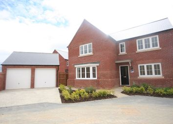 Thumbnail 5 bed detached house to rent in Lace Lane, Buckingham
