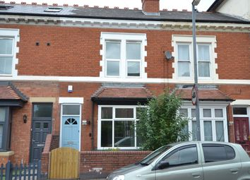 Thumbnail 3 bedroom terraced house for sale in Woodbridge Road, Moseley, Birmingham