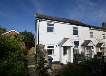 Thumbnail 1 bed end terrace house to rent in Queen Street, Honiton, Devon