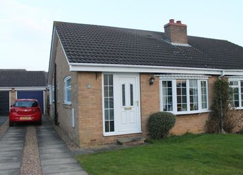 Thumbnail 2 bedroom semi-detached bungalow for sale in Old Mill View, Sheriff Hutton, York