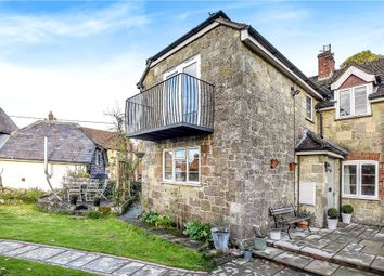 Thumbnail 2 bed semi-detached house for sale in The Knapp, Shaftesbury, Dorset