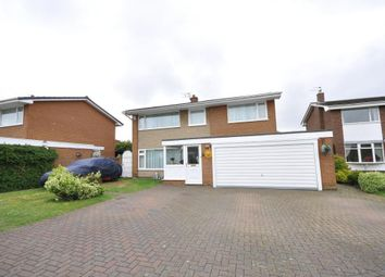 Thumbnail 4 bed detached house for sale in Silverdale Road, St Annes, Lytham St Annes, Lancashire